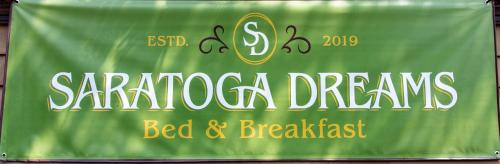 Saratoga Dreams Bed and Breakfast