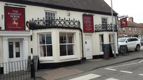 The Rampant Horse Inn, Fakenham