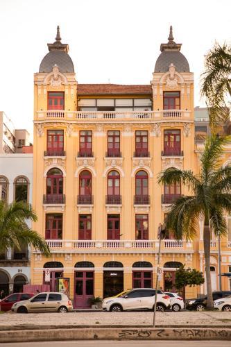 Фото отеля Selina Lapa Rio de Janeiro