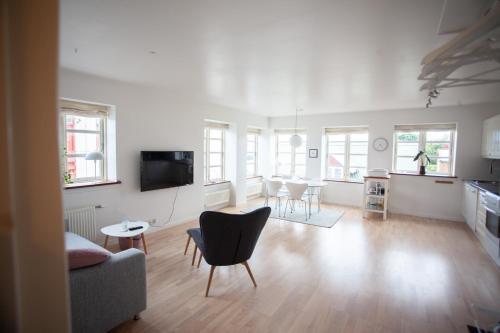 . Central apartment in Tórshavn