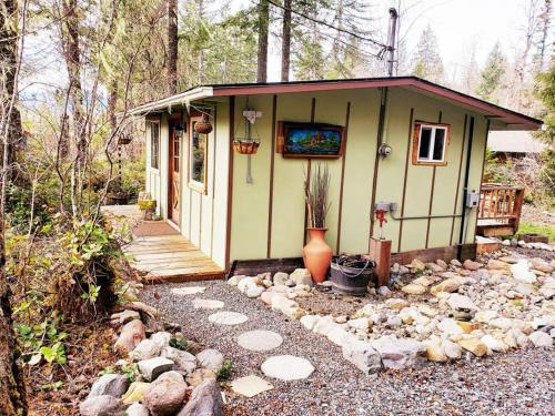 Little Cabin on Big Creek min to Mt Rainier - Ashford