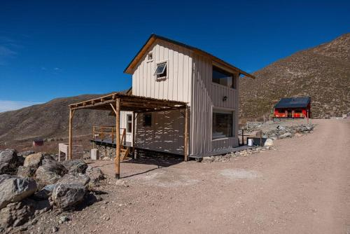 Complejo Odella Casas de Montaña - Chalet - Potrerillos