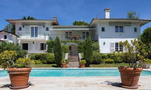 Villa 5 étoiles KANELA ETXEA - Accommodation - Ciboure