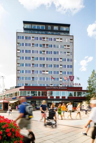 Accommodation in Jämtland