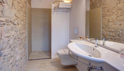 Habitación Doble Deluxe con chimenea - 1 o 2 camas Hotel La Freixera 1