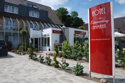 . Hotel Ostseeresidenz Cammann Grömitz