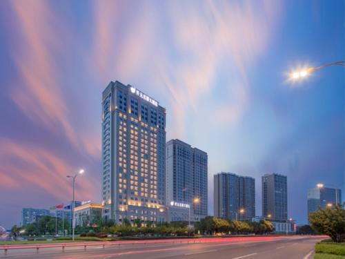 . New Century Grand Hotel Rugao Chengkai