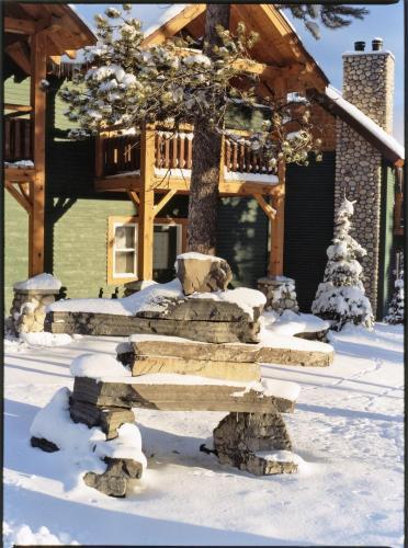 Buffalo Mountain Lodge - Banff, AB T1L 1B3