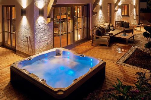 Rosserers Luxus-Chalet & Lodges - Bodenmais