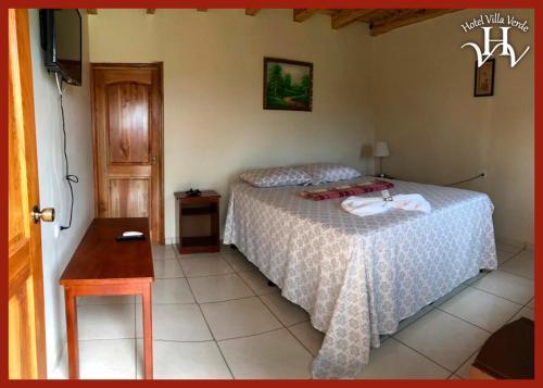 Hotel Villa Verde istabas fotogrāfijas