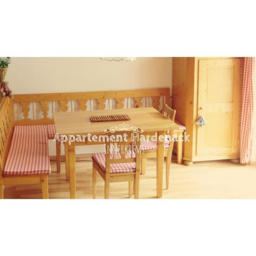Appartement Hardenack - Apartment - Innerkrems