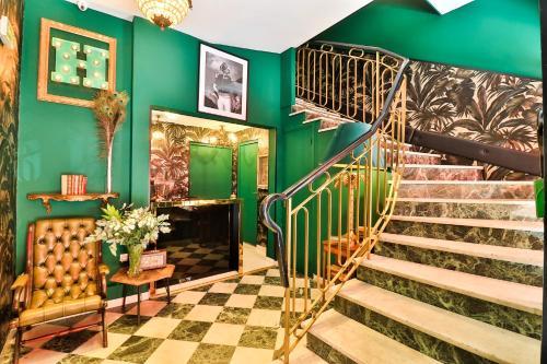. Hôtel Le G (ex Le Genève)