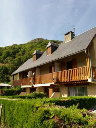 Accommodation in Vignec