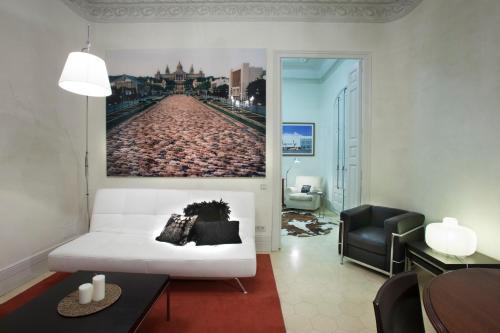 Two-Bedroom Suite with Balcony Ca La Maria Boutique B&B 10