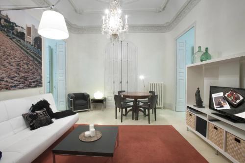 Two-Bedroom Suite with Balcony Ca La Maria Boutique B&B 13