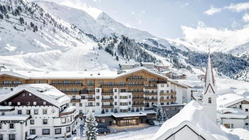 Hotel Edelweiss & Gurgl Obergurgl