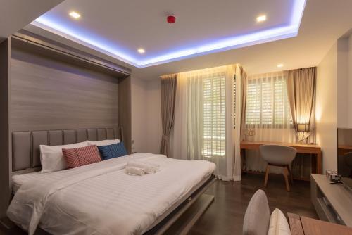 Circle Rein 88/12+Bangkok-Asok+1double beds+38m2+2max Circle Rein 88/12+Bangkok-Asok+1double beds+38m2+2max