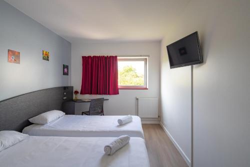 Hotel CIS Paris Kellermann - Hôtel - Paris