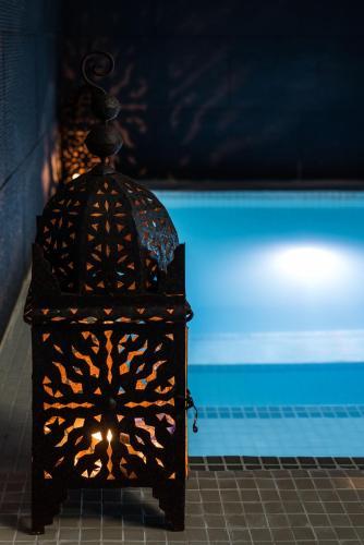 Deluxe Double Room with Balcony and Sea View Hotel Spa Calagrande Cabo de Gata 3
