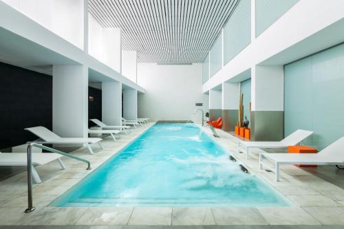 Deluxe Double Room with Balcony and Sea View Hotel Spa Calagrande Cabo de Gata 4