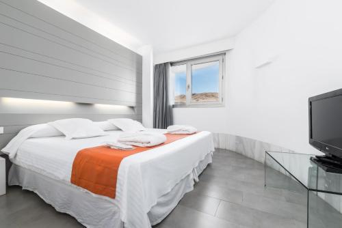 Junior Suite with Sea View Hotel Spa Calagrande Cabo de Gata 32