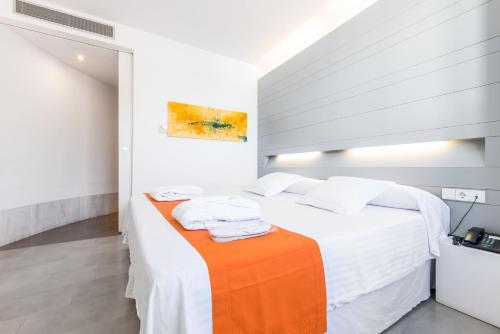 Junior Suite with Sea View Hotel Spa Calagrande Cabo de Gata 33
