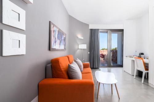 Junior Suite with Sea View Hotel Spa Calagrande Cabo de Gata 35