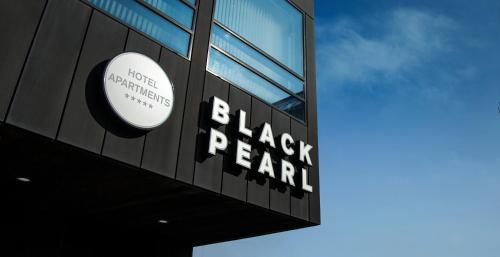 Black Pearl Apartment Hotel Aðalmynd