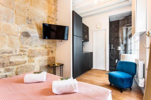 Dreamyflat - Heart of marais - Hôtel - Paris