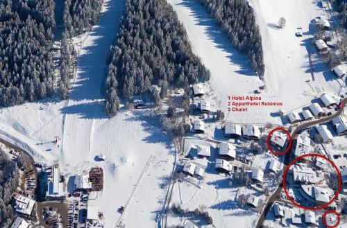 Aktiv- & Family Hotel Alpina Wagrain