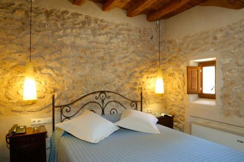 Suite Junior Familiar Can Lluc Hotel Rural 10