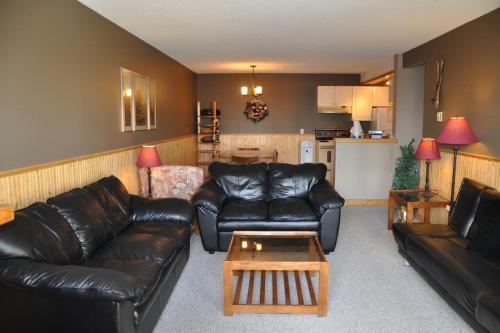 Big White Village Best Ski-In/Out - Apartment - Big White