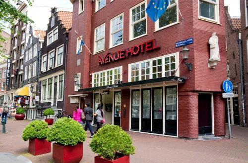 Avenue Hotel impression