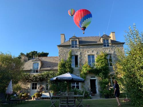 La Maison Les Mimosas - Chambre d'hôtes - Le Minihic-sur-Rance