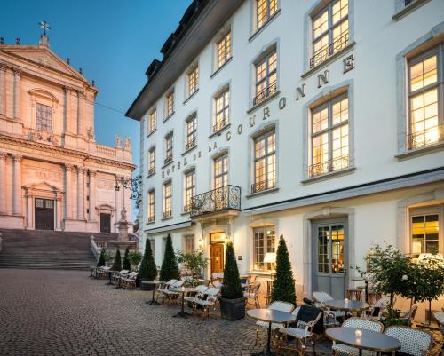 . Boutique Hotel La Couronne