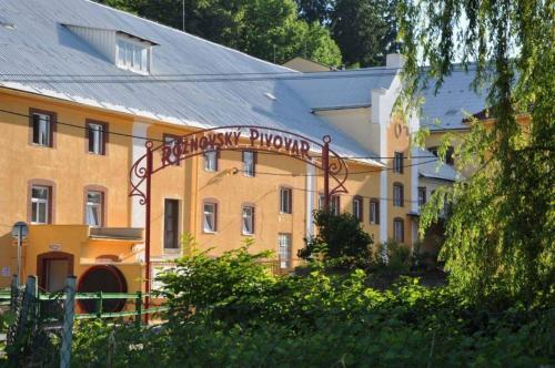 . In Spirit, hotel v Rožnovském pivovaru - design, spa, wellnes, fine dining