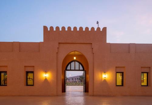 Фото отеля Al Badayer Retreat