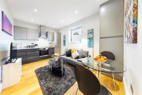 Boutique Bristol Apartment