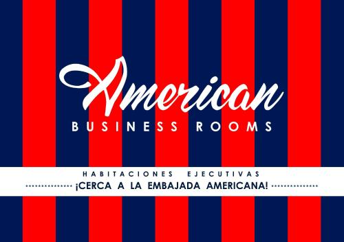 Hotel AMERICAN - Business Rooms