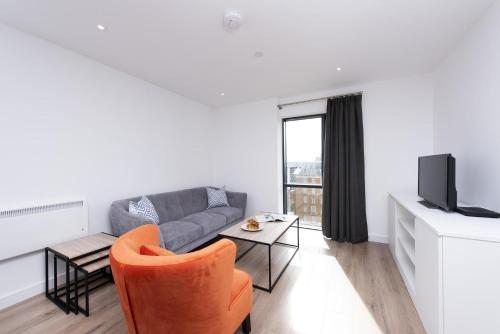 Modern And Chic 1Br - Great For Business Travel