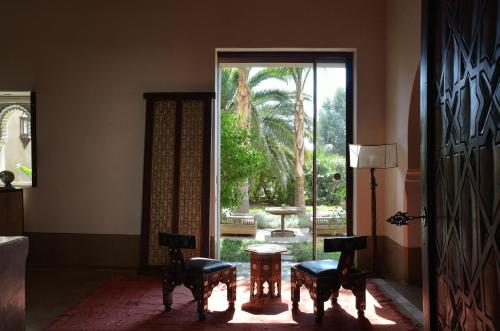 Traditional Harim-Suite with Private Garden