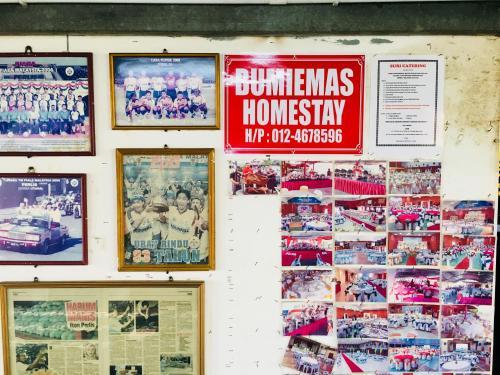 Bumiemas Homestay, Perlis