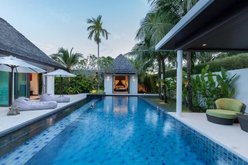 4 bedroom luxury villa in bangtao beach 4 bedroom luxury villa in bangtao beach