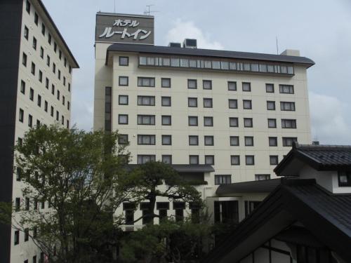 Route Inn Grantia Akita Spa Resort - Hotel - Akita