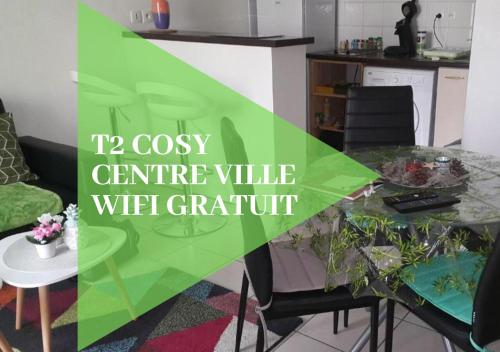 Montauban City Zen & Cosy - Location saisonnière - Montauban