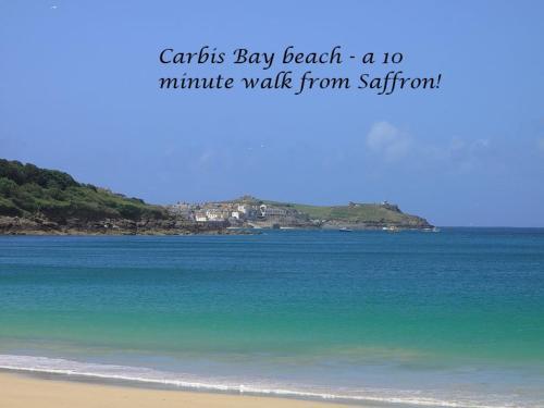 Saffron, St Ives, Cornwall