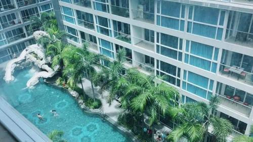 Centara by Mike Near Walking Street Free Pool