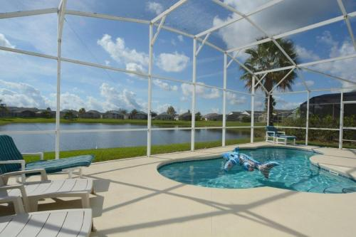 85961 3 Bedroom Pool Home Eagle Pointe Kissimmee Home - image 7