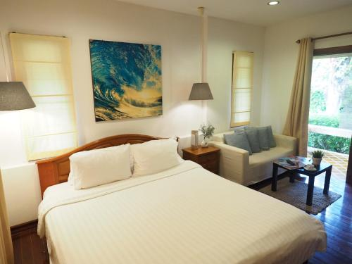 Standard Villa with Free Shuttle to Lamai Center