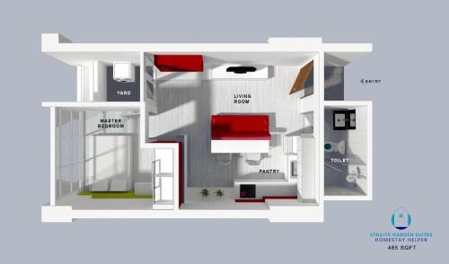 Straits Garden Suites, Georgetown, Pulau Penang